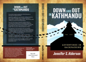 Down and Out in Kathmandu paperback