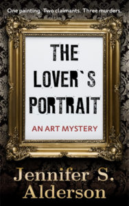 the lover's portrait an art mystery amateur sleuth art crime theft WWII