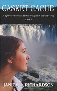 Jennifer S. Alderson blog Casket Cache Janice Richardson