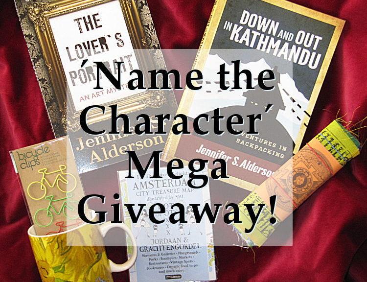 Jennifer S. Alderson blog Mega Giveaway