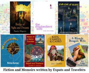 Fiction and Memoirs written by Expats and Travelers