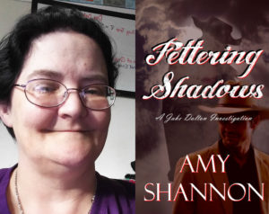 Introducing Amy Shannon, author and book blogger