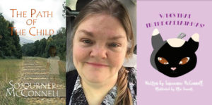 Introducing Sojourner McConnell, author and book blogger