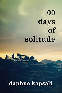 100 days of solitude by Daphne Kapsali Jennifer S Alderson blog
