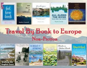 Travel By Book to Europe Non Fiction