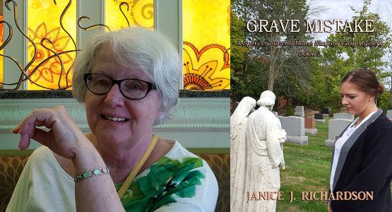 Jennifer S. Alderson Janice J. Richardson Grave Mistake