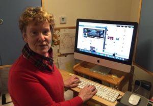Jennifer S Alderson blog Alison Morton Retalio
