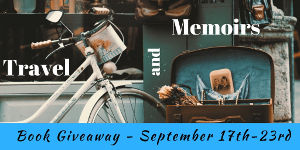 Travel and Memoirs Giveaway