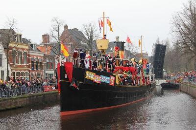 Pakjesboot Sinterklaas
