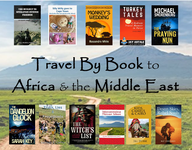 Travel By Book to Africa and the Middle East