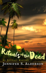 Rituals of the Dead: An Artifact Mystery thriller Amsterdam Papua New Guinea suspense travel fiction