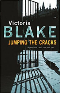 Jumping the Cracks Victoria Blake mystery Oxford