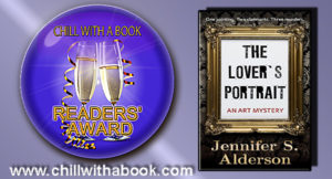 The Lover's Portrait: An Art Mystery Chill with a Book Readers' Award