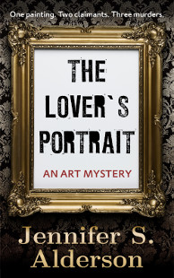 The Lover's Portrait An Art Mystery art crime theft Nazi blackmailer amateur sleuth Amsterdam historical fiction thriller