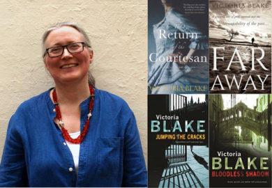 Victoria Blake Titian's Boatman mystery thriller Jennifer S. Alderson blog art historical fiction