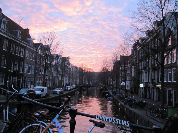 Gorgeous Amsterdam Jennifer S. Alderson author