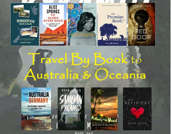 Travel By Book to Australia & Oceania – Jennifer S  Alderson