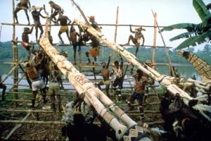 Bisj pole, bis pole, Asmat, Papua, Dutch New Guinea, Rituals of the Dead, Artifact Mystery, Art Crime, Smuggling, Jennifer S. Alderson