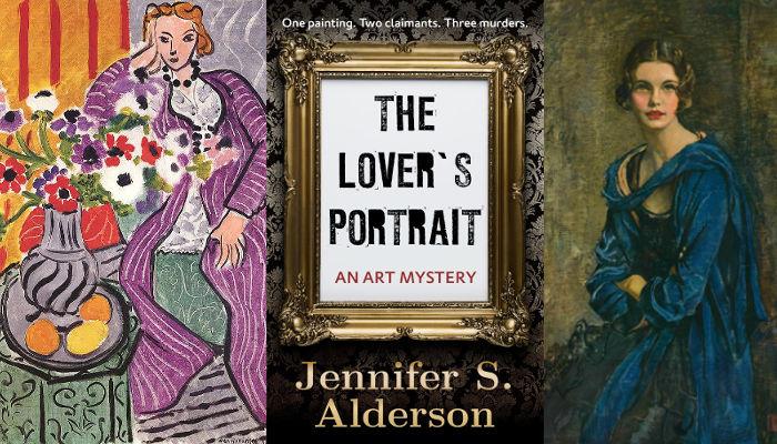 The Lover's Portrait Matisse Moos Cohen Jennifer S Alderson blog