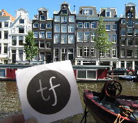 Jennifer S Alderson, travel fiction, TripFiction, Amsterdam