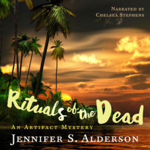 Rituals of the Dead: An Artifact Mystery audiobook
