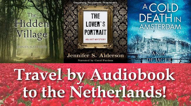 Anja de Jager, Jennifer S Alderson, Imogen Matthews, Amsterdam, Netherlands, historical fiction, crime fiction, art crime, WWII