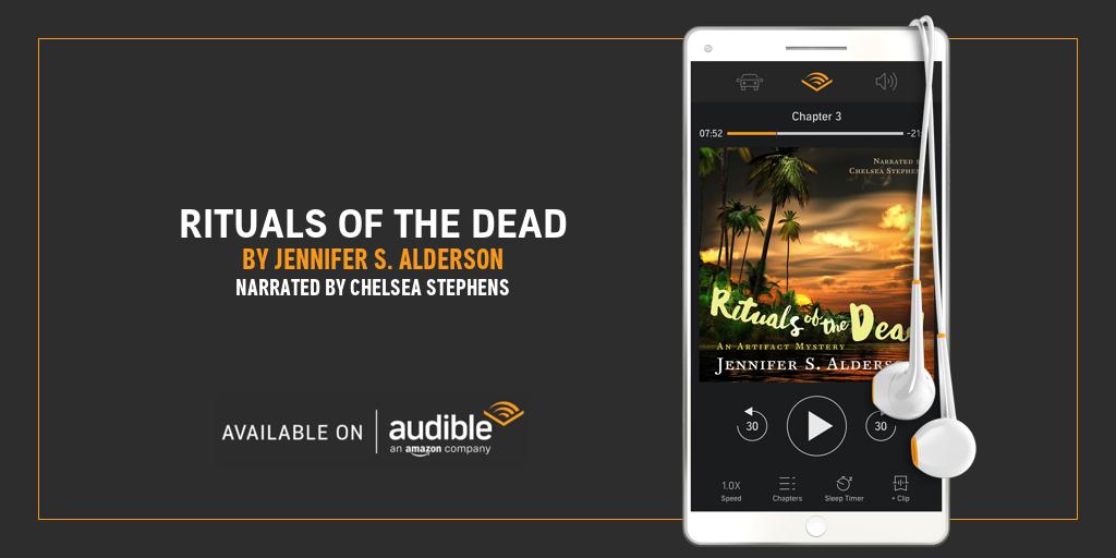 Rituals of the Dead: An Artifact Mystery Audiobook Jennifer S. Alderson