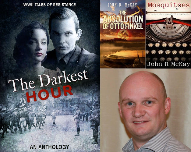 The Darkest Hour anthology, John MacKay