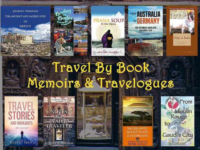 Memoirs and Travelogues Travel By Book Jennifer S Alderson