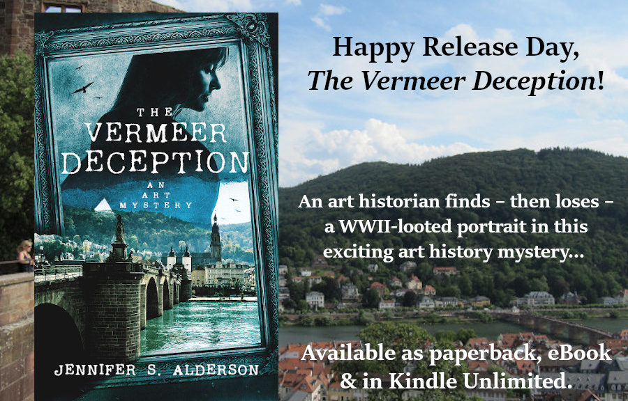 The Vermeer Deception An Art Mystery by Jennifer S Alderson