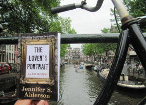 Jennifer S. Alderson The Lover's Portrait An Art Mystery, Amateur Sleuth, Historical Fiction, art crime, looted art, international mystery and crime, art history mystery, cultural heritage, thriller