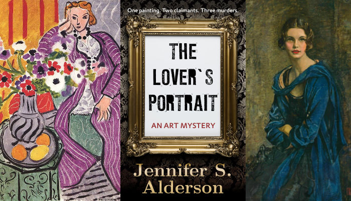 The Lover's Portrait Matisse Moos Cohen Jennifer S Alderson blog