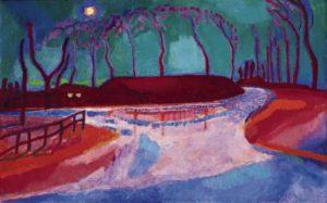 'Maannacht IV', 1912, Jan Sluijters