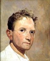 Self-portrait, Moos Cohen