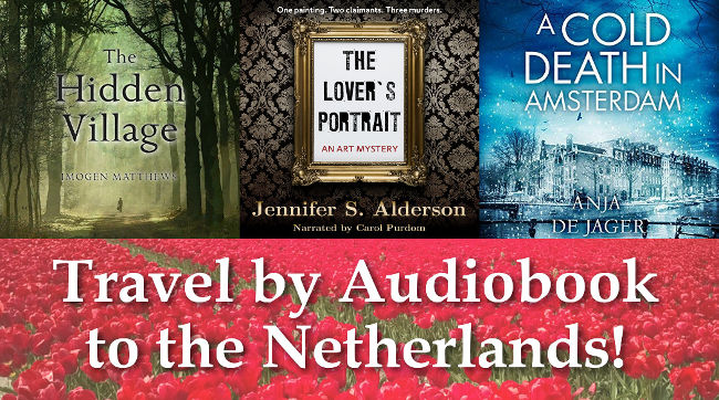 Anja de Jager, Jennifer S Alderson, Imogen Matthews, Amsterdam, Netherlands, historical fiction, crime fiction, art crime, WWII