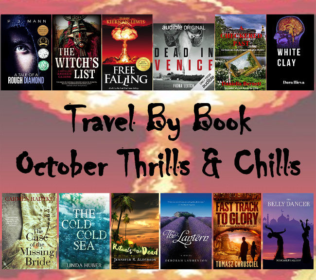 Travel By Book Thrills and Chills