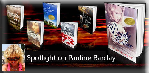 Pauline Barclay Jennifer S. Alderson blog