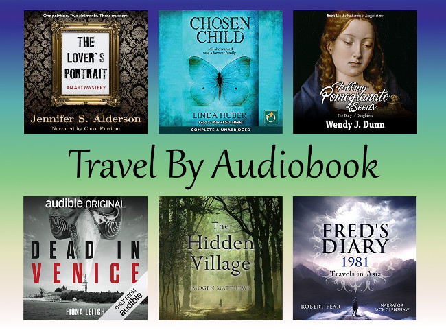 travel by audiobook jennifer s alderson blog